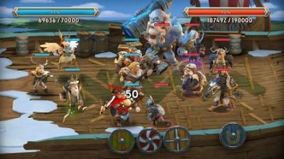 Clash and Smash Apk Terbaru 2016 for Android Versi 1.0.0