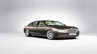 Dream Fantasy Cars-Bentley Flying Spur 2013