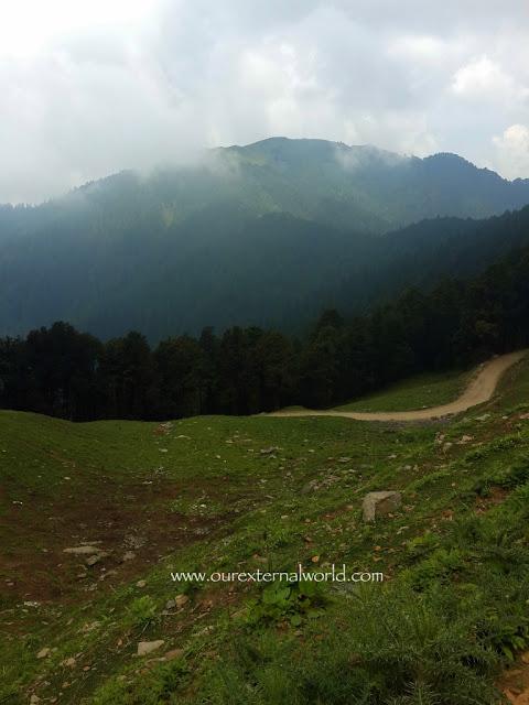 Jalori Pass, Himachal Pradesh