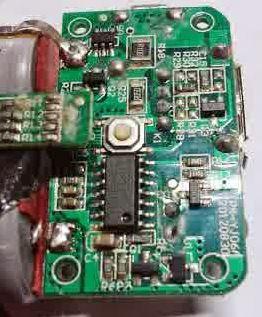 komponen power bank