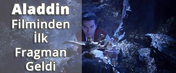 Aladdin Filmi Fragman 2