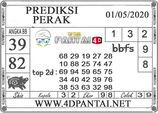 PREDIKSI TOGEL PERAK PANTAI4D 01 MEI 2020