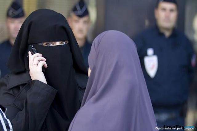 Komisi HAM PBB: Larangan Burka di Perancis Langgar HAM