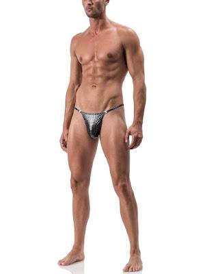 Manstore Kinky String M554 Underwear Zinc Gayrado Online Shop