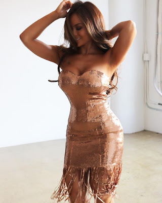 Daphne Joy fashion and style looks