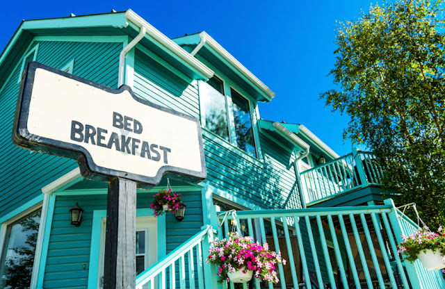 The Appeal of a Bed and Breakfast