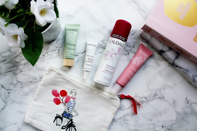 Caudalie Vinosource Skincare Review