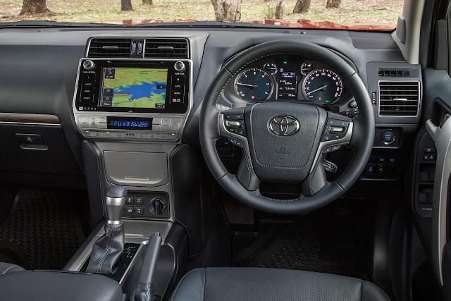 Toyota Land Cruiser Prado anh 18