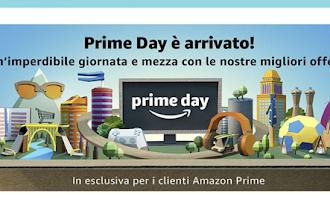 Come approfittare degli sconti speciali nel PRIME-DAY di Amazon