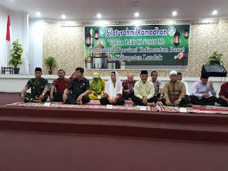 Danyon Armed 16/Kmp Hadiri Safari Ramadhan Wakil Gubernur Kalbar
