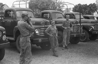 Catatan Sejarah Belanda Menyerahkah Armada Ke TNI di Nganjuk