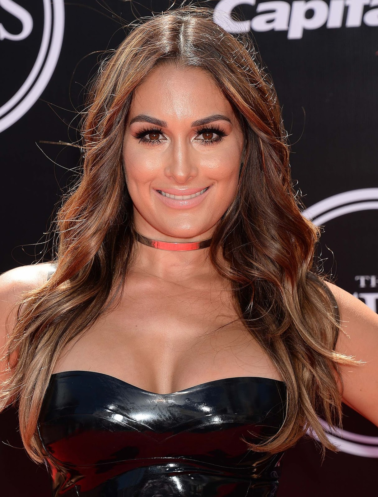 Lindsey Vonn Fans >> WAGs and Sport Beauties: Professional Wrestler And Actress, Nikki Bella – ESPY Awards in LA