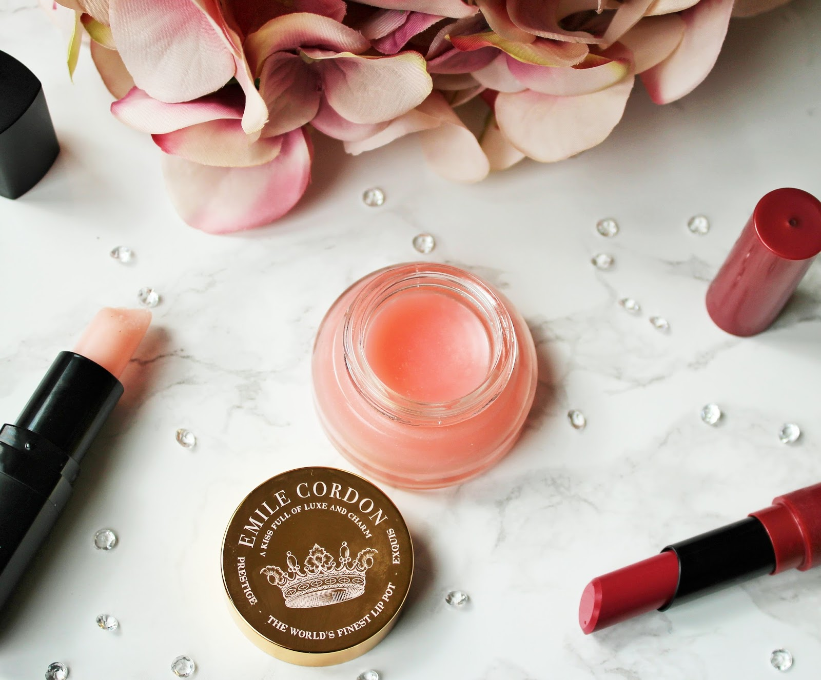 My Favourite Lip Care Products - 3 - Emile Cordon Lip Pot
