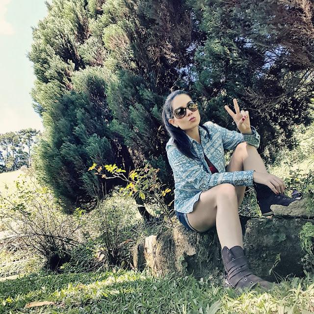 Bruna Mazzer, autora e editora do Blog de Viagens Planeta BM