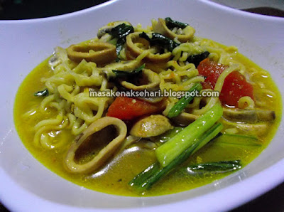 Cara Membuat Mie Aceh Resep Kuah Pedas