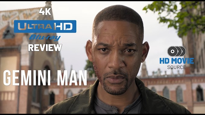 Gemini Man 4K (2019) Ultra HD Blu-ray Review: The Basics