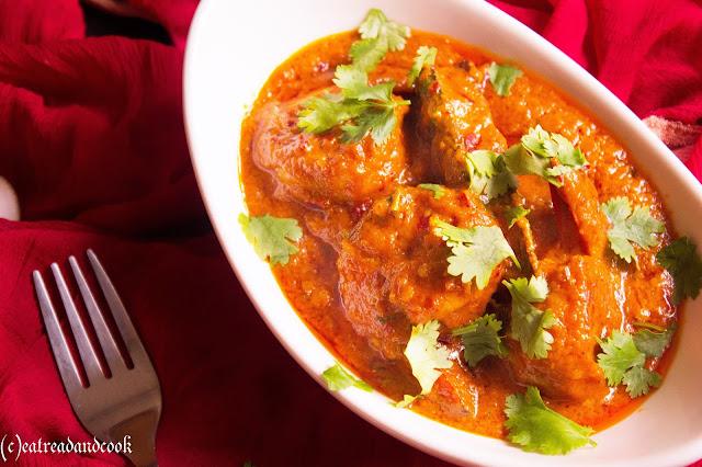 easy tasty prawn bhuna masala recipe