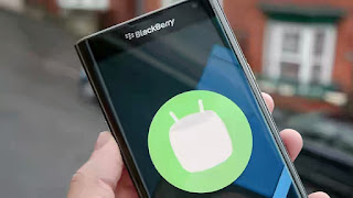 Blackberry Priv Android 6 update
