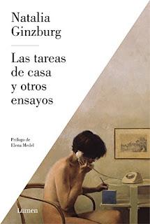 """""""Las tareas de casa y otros ensayos"""" - Natalia Ginzburg"""