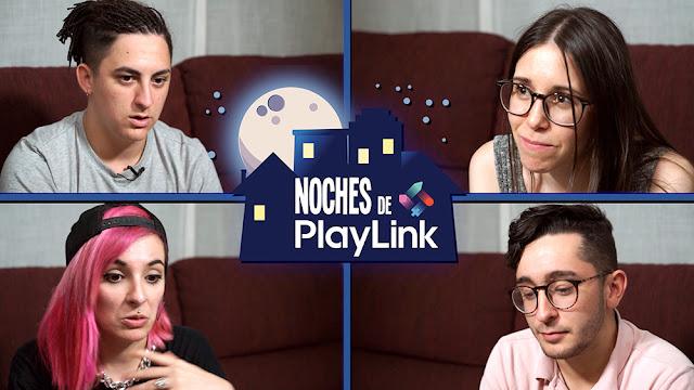 Primer capítulo de las Noches de PlayLink