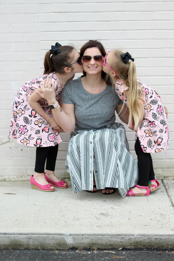 payless shoes, style on a budget, easter outfits, sunday best, north carolina blogger, mom blogger