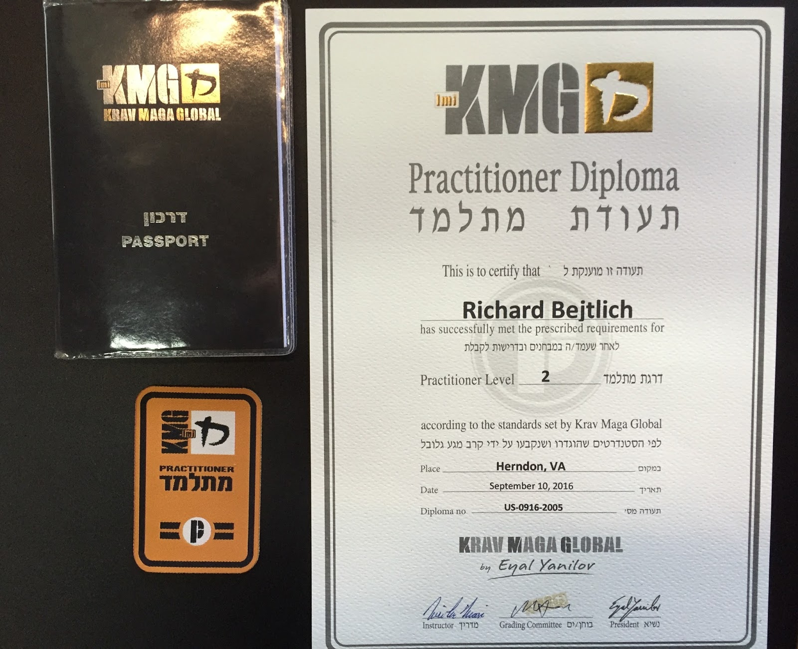 Rejoining The Tao Five Tips For A Successful Krav Maga Grading
