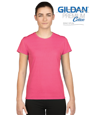 Gildan Ladies Short Sleeve 76000L