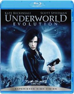 Underworld Evolution (2006) BluRay 480p 300MB Dual Audio ( Hindi - English ) MKV