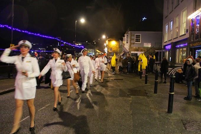 St Ives New Year - The Wayfarer
