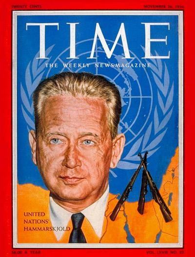 UN Leader Dag Hammarskjold Died in Mysterious Circumstances in 196 What Really Happened?