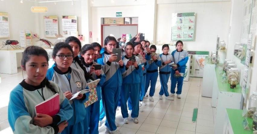 Escolares pueden visitar el Museo Serpentario del INS y conocer serpientes y arañas reales