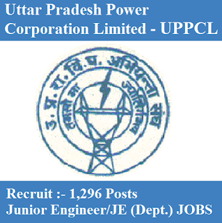 Uttar Pradesh Power Corporation Limited, UPPCL, Bijli Vibhag, UPPCL Admit Card, Admit Card, uppcl logo