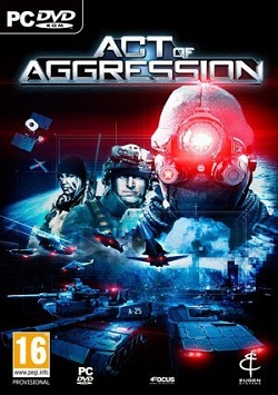 Download Games Act Of Aggression [CODEX]