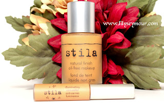 Stila Natural Finish Oil Free Makeup and Illuminating Concealer