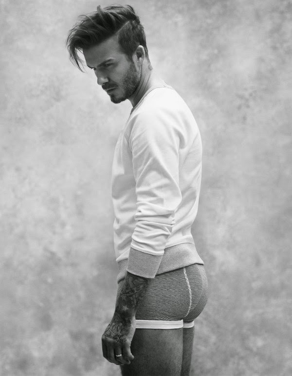 11 Times David Beckham Made Us Swoon In His New H&M Campaign