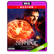 Doctor Strange: Hechicero Supremo (2016) WEB-DL 720p Audio Dual Latino-Ingles