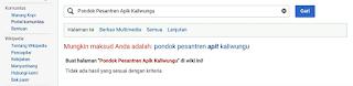 Cara Menulis Artikel di Wikipedia Lewat Android
