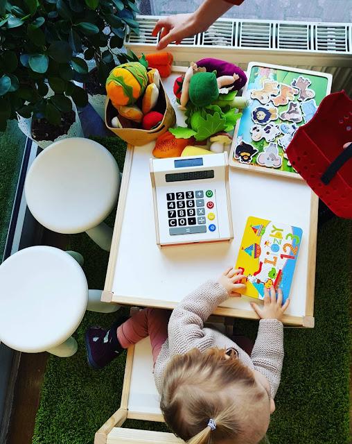 Bio Supermarket z kawiarnią i z kacikiem dla dzieci