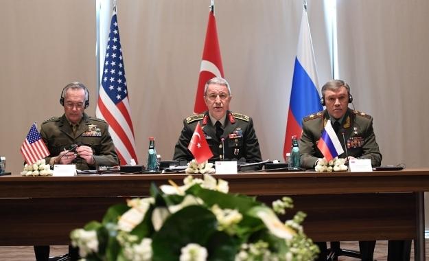 Το γεωστρατηγικό πόκερ και οι επαφές Τουρκίας - ΗΠA - Ρωσίας