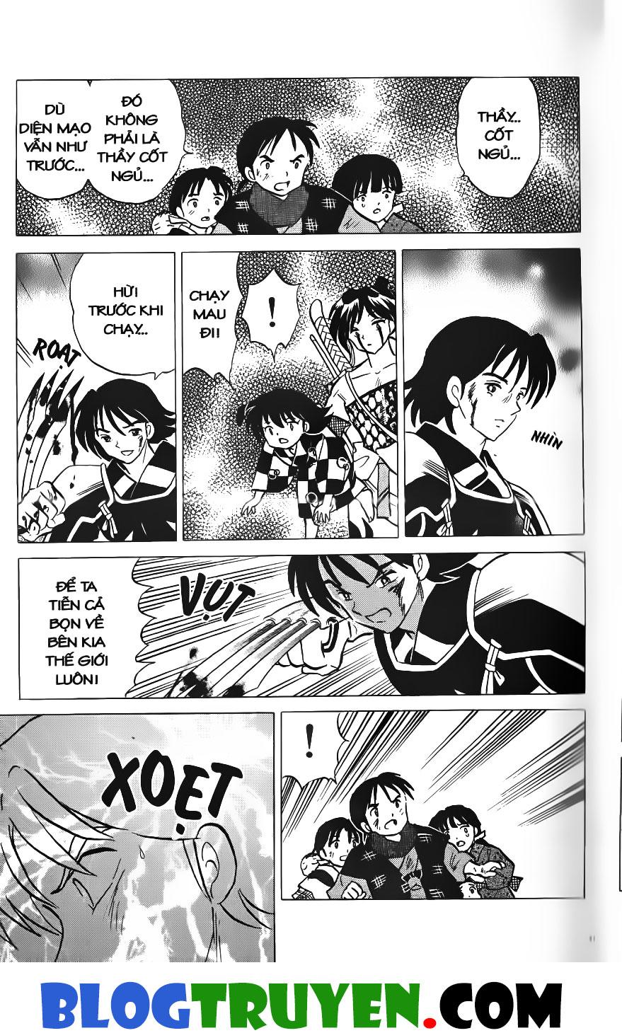 Inuyasha vol 27.3 trang 10