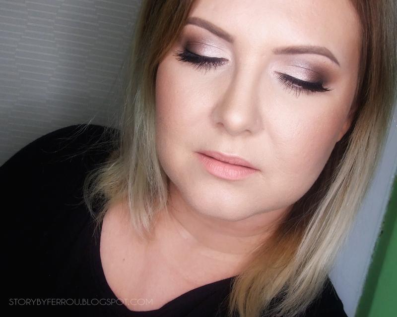 Ferrou Makeup Blog Makijaż Kosmetyki Delikatny Dzienny Makijaż