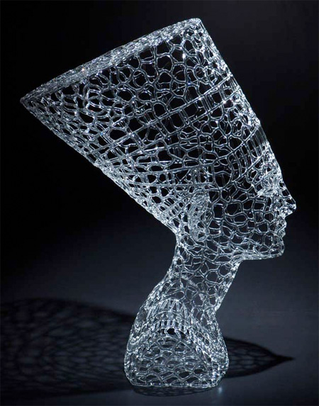 Glass Sculptures by Robert Mickelsen-1
