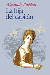 Portada del libro la hija del capitán para descargar en pdf gratis