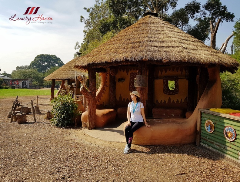 luxury haven media trip werribee open range zoo