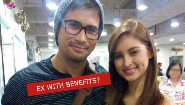 Sam Milby and Coleen Garcia are Ex With Benefits