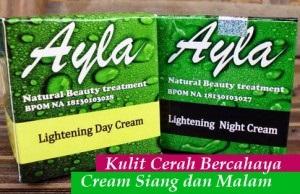 Tips terbaik memilih cream siang yg bagus ayla herbal day cream krim aman