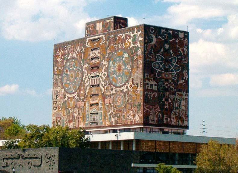 Los murales de la UNAM | México