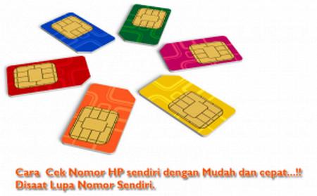 Simpel  5 Cara Simpel Cek Nomor Telkomsel
