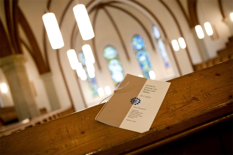 Steffi S Hochzeitsblog Diy Kirchenheft Kostenlose Vorlage