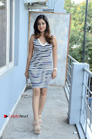 Actress Mi Rathod Spicy Stills in Short Dress at Fashion Designer So Ladies Tailor Press Meet .COM 0054.jpg